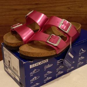 New Birkenstock Arizona Sandal size 38